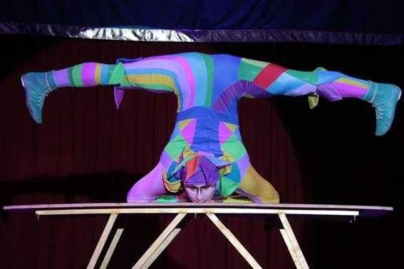 O Espetaculo Infantil O Circo Dos Sonhos Esta Em Cartaz No