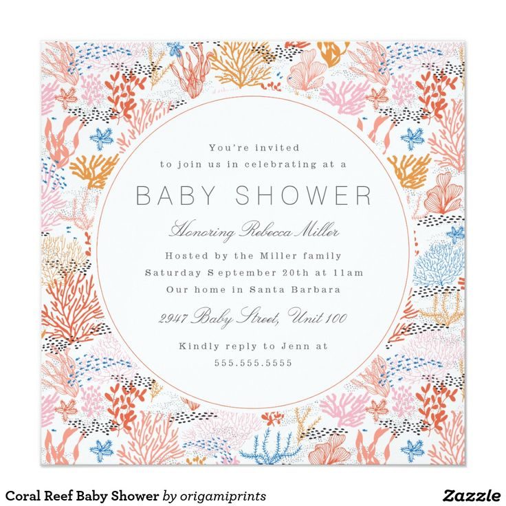 60 best Baby Showers images on Pinterest | Shower invitation, Baby ...