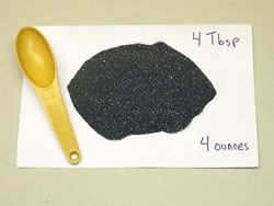 Rock tumbler grit  & other info on rock tumbling and rock polishing from geology.com