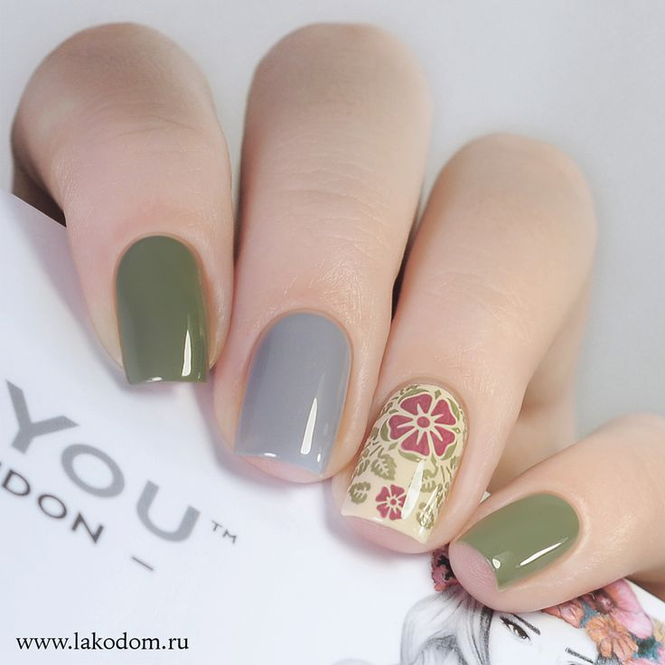 MoYou London Flower Power 14