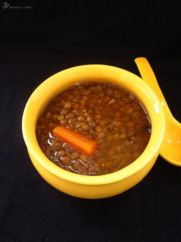 Sosovicova polievka