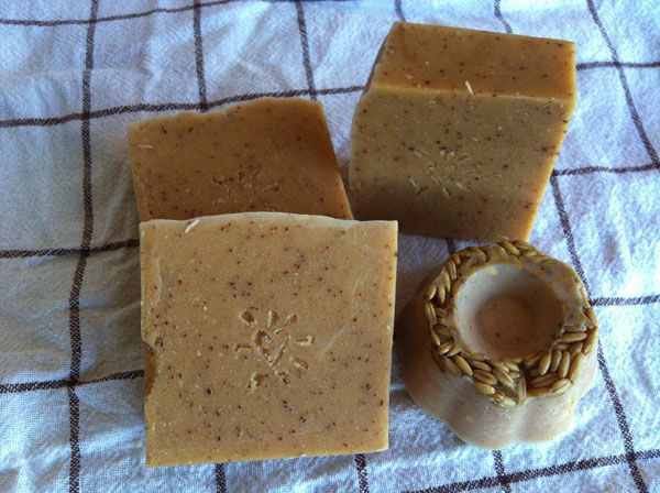 Sapone al Miele, Avena e Cannella