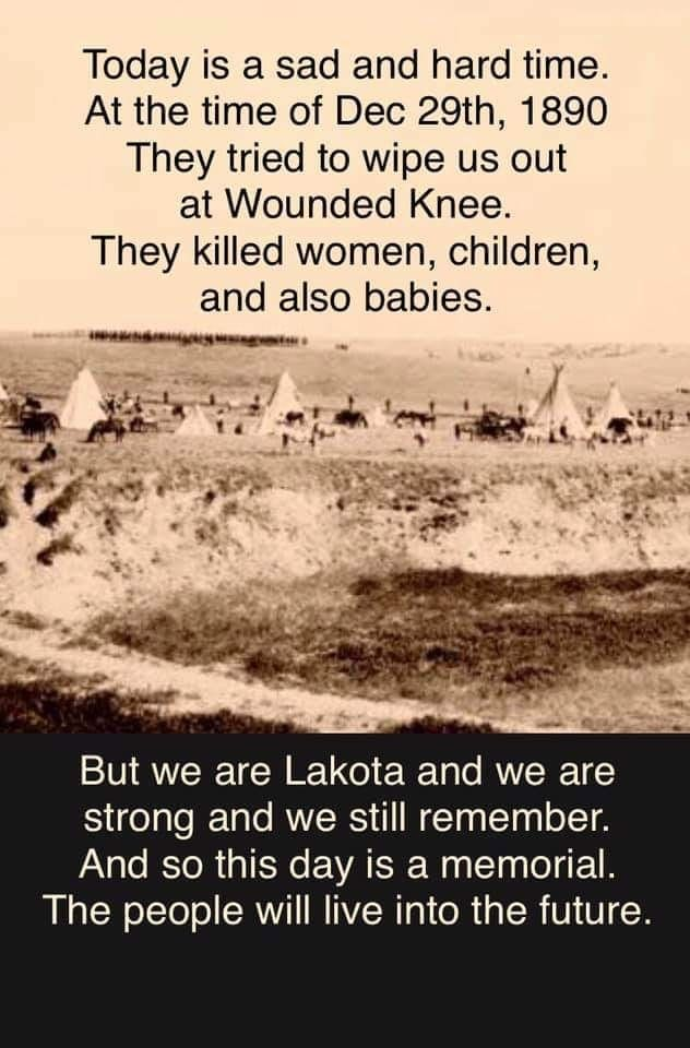 Https Www Facebook Com Healingourheartsatwoundedknee Photos A