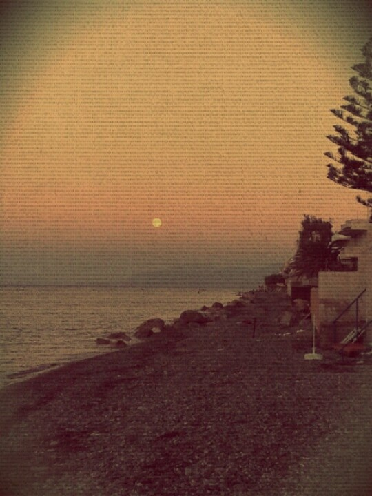 summer in wonderful Greece , xylokastro