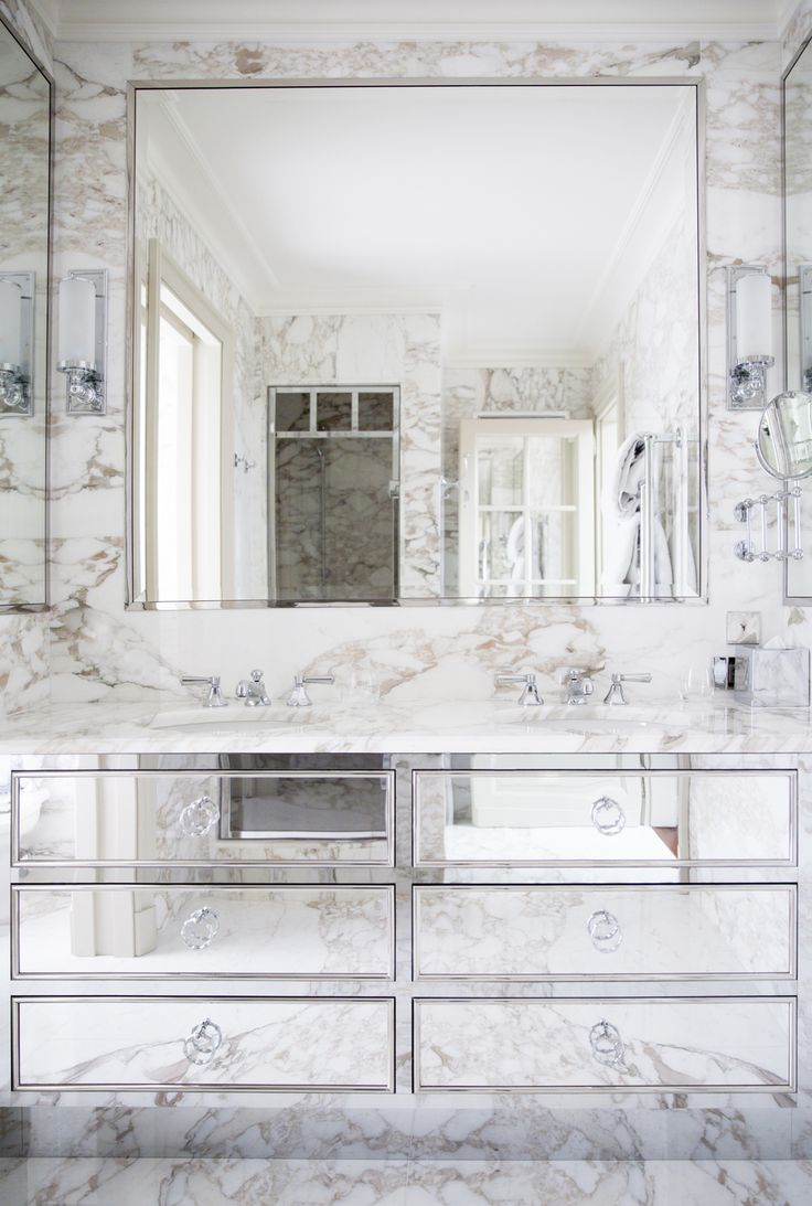 13 best bedford master bath images on pinterest room bathroom at home with marquis faubourg saint honore in paris hellooooo mirrored cabinets