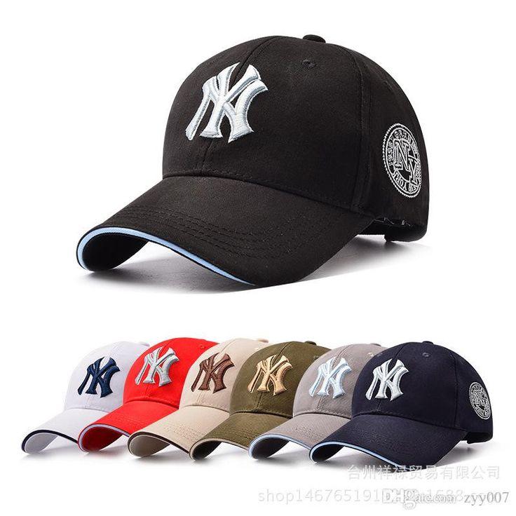 11 Color Yankees Hip Hop MLB Snapback Baseball Caps NY Hats Unisex Sports New York Adjustable Bone Women casquette Men Casual headware