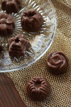 Cioccolatini fatti in casa  Cuciniamo con Chicca