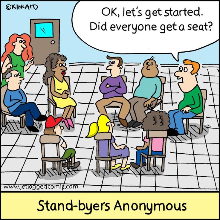 Commuting Archives - Jetlagged Comic
