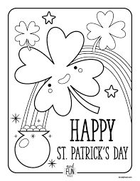 Image result for st patrick's day coloring pages