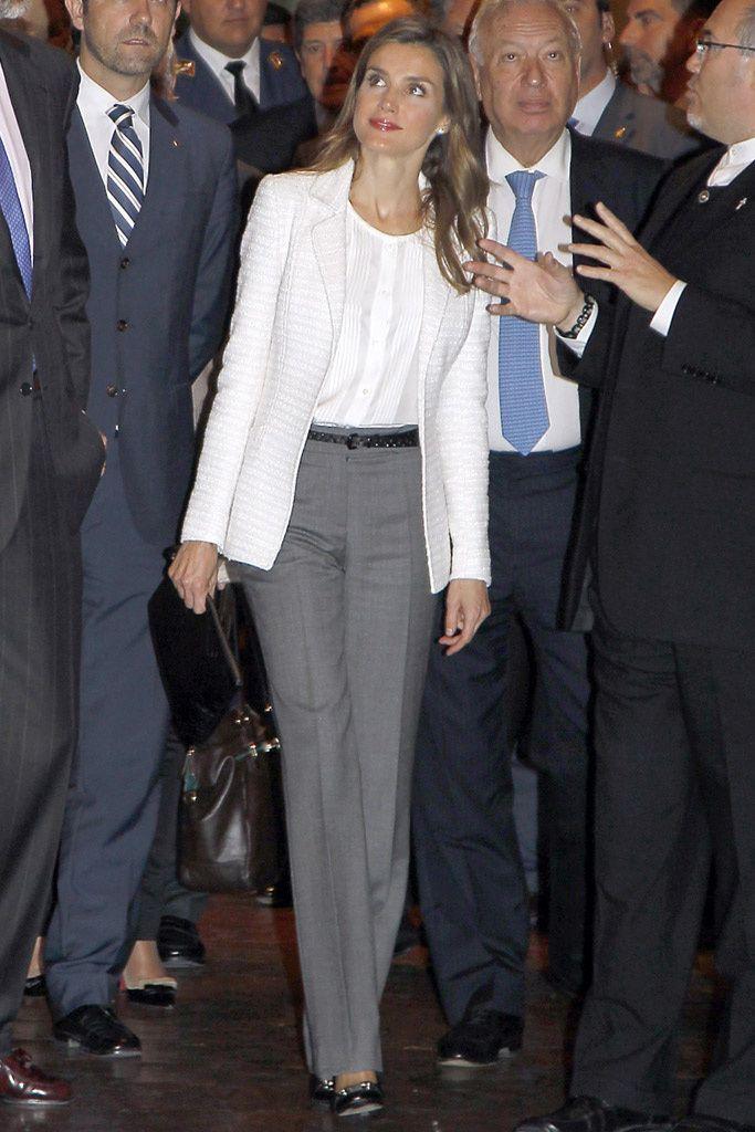 Los looks de Letizia Ortiz en su viaje oficial a Estados Unidos