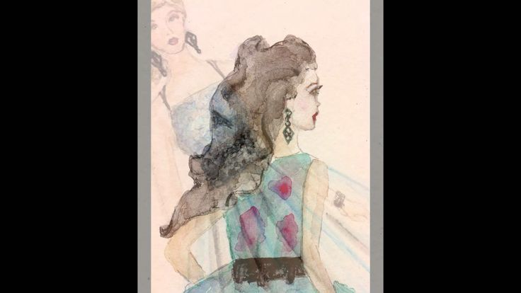 """The WC Collection"" Watercolors from Janelle Nichol"