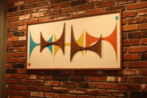 Pin By James Accardi On Art Modern Wall Art Midcentury
