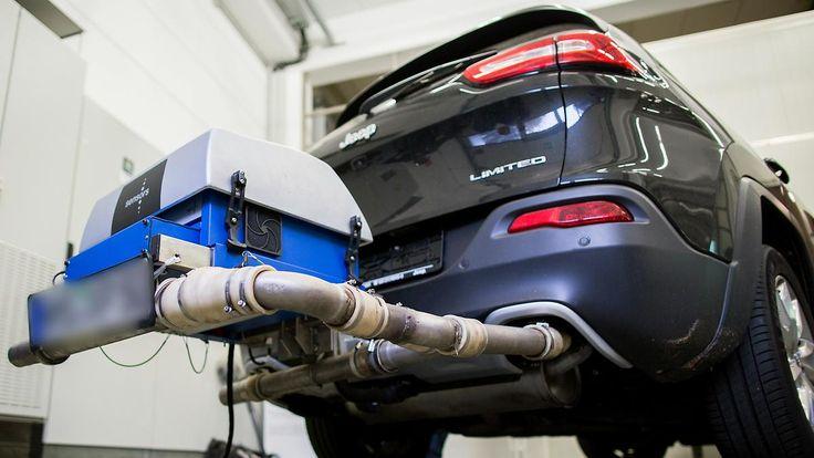 Mobile Abgas-Messgeräte: Kraftfahrt-Bundesamt rüstet Prüftechnik auf