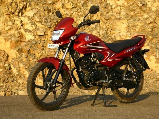 Honda Dream Yuga bike in India @ AutoInfoz.Com
