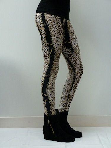 Kekke luipaard legging !!