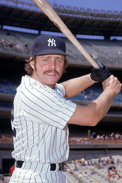 April 6 – Ron Blomberg of the New York Yankees becomes the first designated hitter in Major League Baseball.