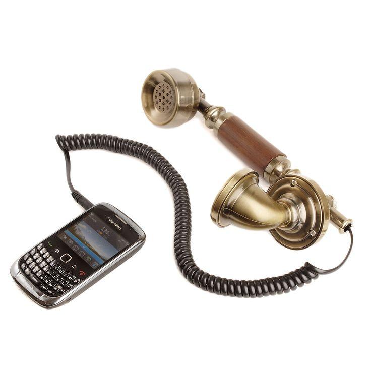 Retro Cell Phone Handset