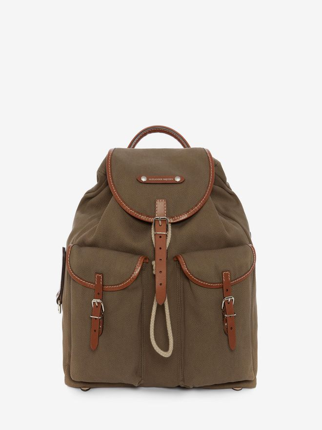 ALEXANDER MCQUEEN Small Hiking Backpack Backpack U f