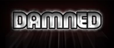 My first logo for design Damned