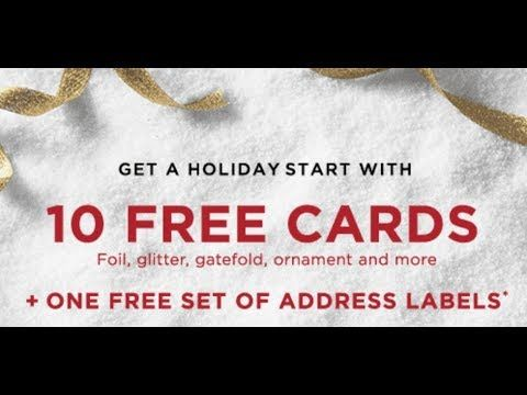 🆓 FREE 🆓 CARDS AND FREE ADDRESS LABELS