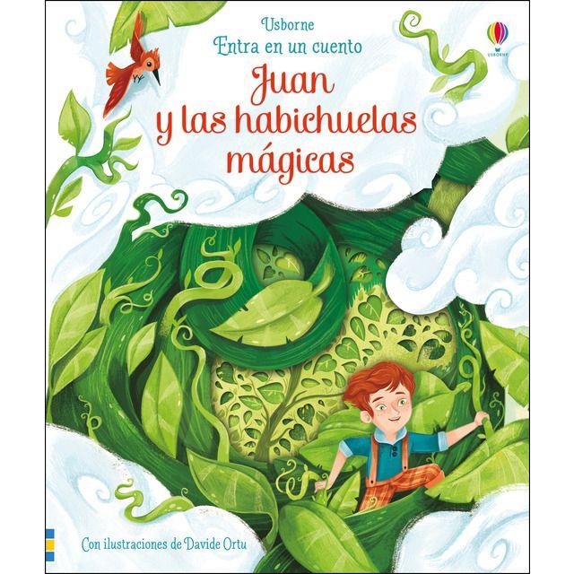 Juan Y Las Habichuelas Mágicas En 2020 Cuento De Hadas Libros Para Niños Jack Y Las Habichuelas Mágicas