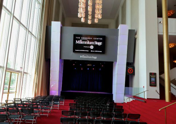 Whether you're a local or a tourist, seeing at least one performance at the Kennedy Center in Washington, DC is a must! Here's how to see one for free