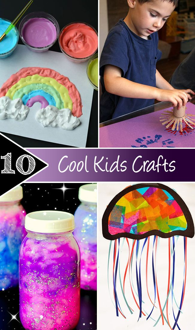 We all know how kids love to take up new things and how well they learn through creating. Here are 10 creative crafts that'll keep your kids engaged and at the same time they will have lots &…