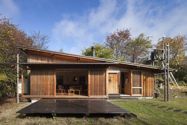 Lemm Hut : 【建築家】中村好文作品