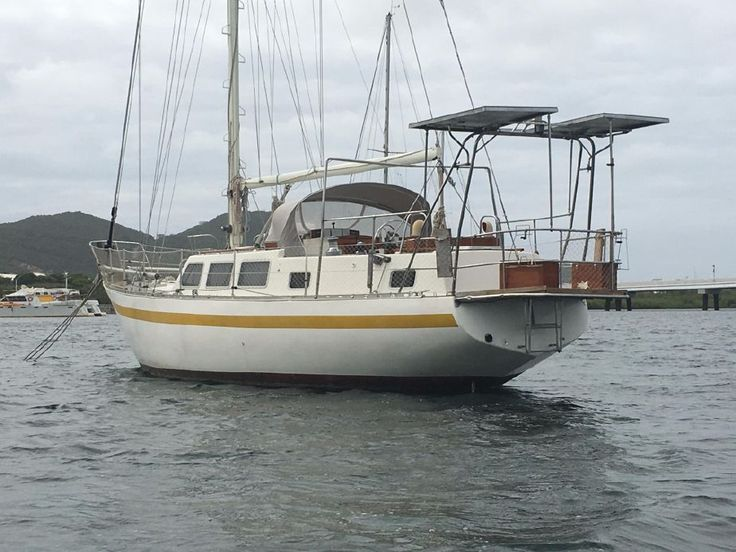 1994 roberts deck saloon sail new and used boats for sale