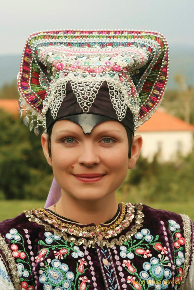 Slovakian folk costume Madi - embrace your Slovak blood and have this be your…