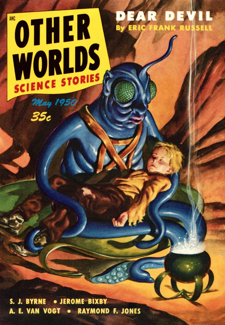 Other Worlds Science Stories (Mayo, 1950).