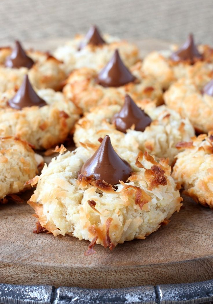 These boozy, Coconut Rum Cookies are one of my favorite desserts!