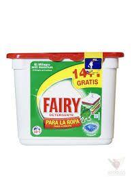 FAIRY Detergente Ropa 15 Capsulas //2,90 €
