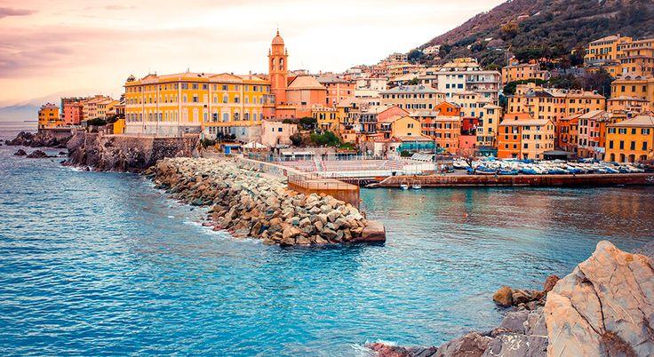 <p>In Italien vielleicht nicht die erste Wahl für einen Städtetrip! Aber trotzdem eine Reise wert: Genua, die Hauptstadt Liguriens am Meer. </p>
