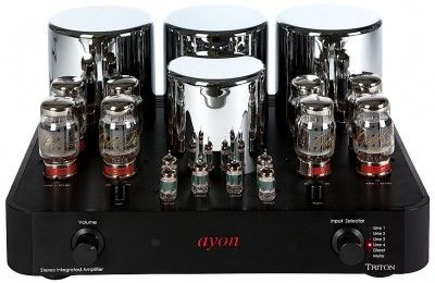 The Triton is our most powerful integrated amplifier featuring pentode or triode operation with KT88 tubes. The extensive updates include a revised power supply and power transformers, intelligent automatic bias adjustment system and upgraded electronic