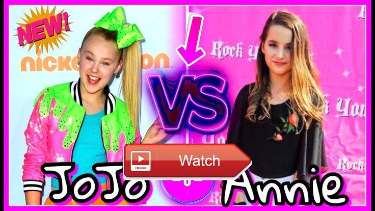JoJo Siwa VS Annie Leblanc Musically Battle Famous Gymnast Girls Musically JoJo Siwa VS Annie Leblanc Musically Battle Famous Gymnast Girls Musically Its Jojo Siwa musically videos VS Annie