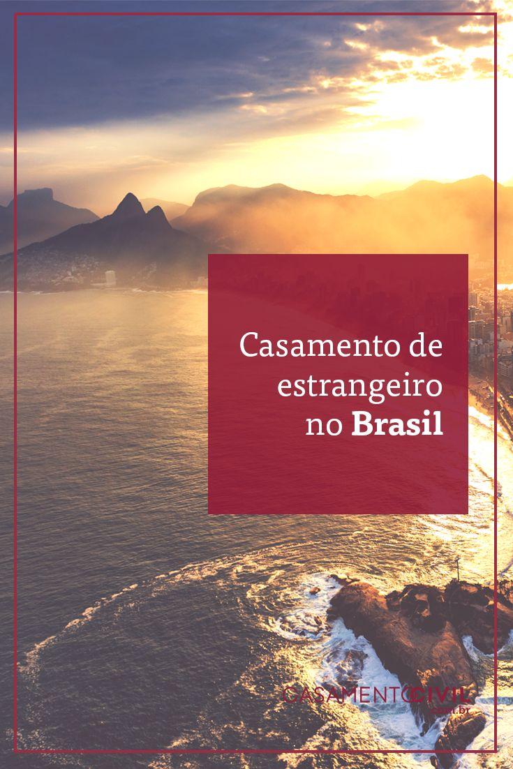 Com os Documentos para Casamento de Estrangeiros no Brasil, os noivos de outros países tem todo o suporte para realizar seu casamento em terras brasileiras. Clique e saiba mais.
