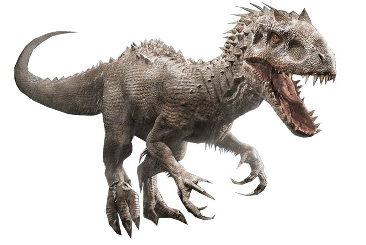 how to draw jurassic world dinosaurs indominus rex