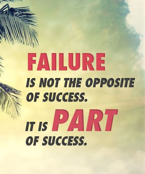 Inspirational Quotes About Failure: 17 Best Sucess Quotes On Pinterest