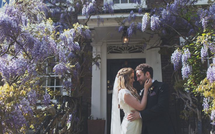 Burgh House, London Wedding // Sarah + Chris