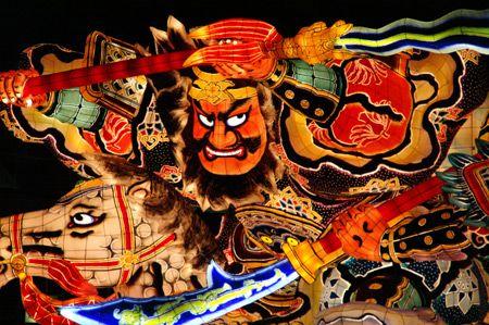 Nebuta Festival, Aomori Pref.JAPAN