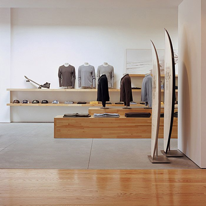 James perse store retail design pinterest james Architecture perse