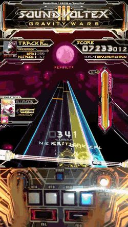 Fastest and one of the Hardest levels in a Rhythm Game [SDVX]