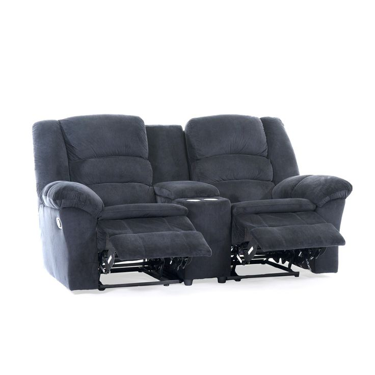 Luxura 2 Seater Home Theatre - Discount Lounge Centre
