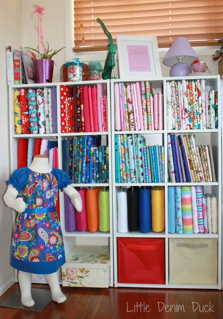 17 Best Images About Craft Storage Ideas On Pinterest