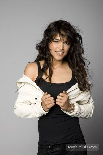 Fast & Furious - Promo shot of Michelle Rodriguez