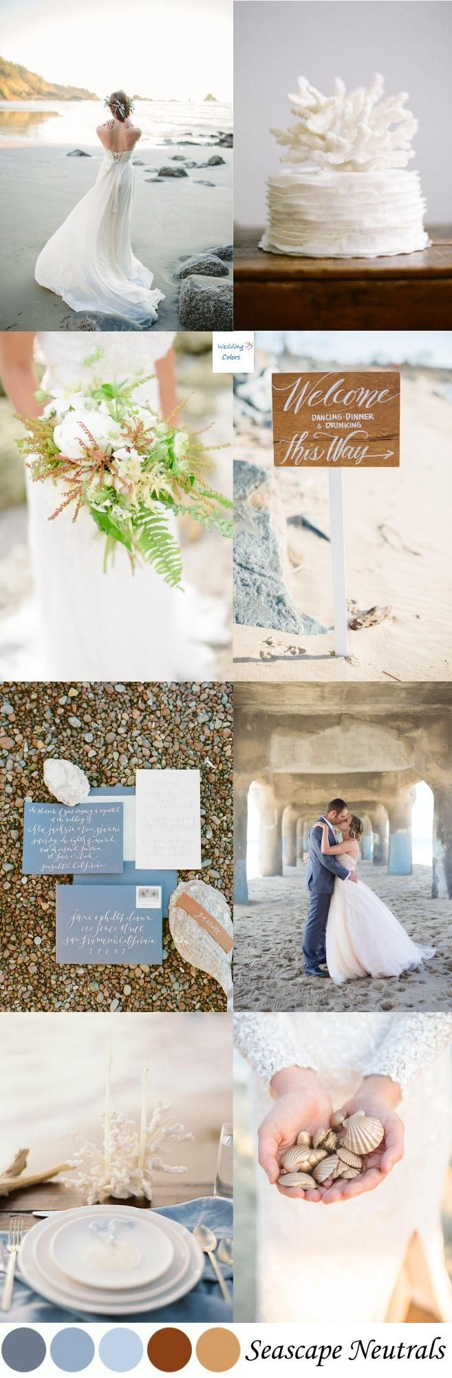 The 145 best Wedding Colors, Schemes and Palettes images on ...