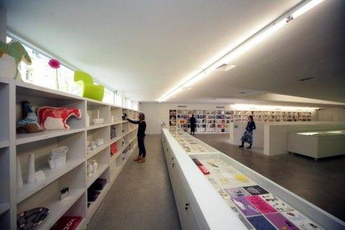DOX - Design Shop by Qubus interiér