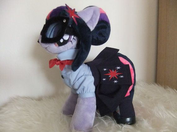 MLP QUESTRIA GIRLS Twilight Sparkle by MLPplushartwork on Etsy