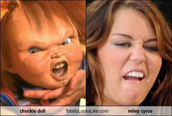 funny look alike pictures | Funny Look Alikes (67 pics) - Izismile.com